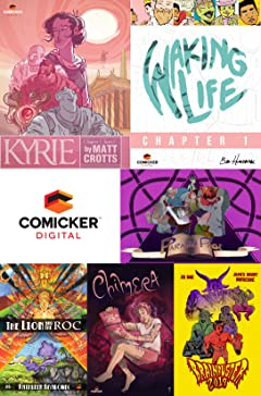 Comicker Digital Collections Vol. 2: The Year in Debuts: 2016
