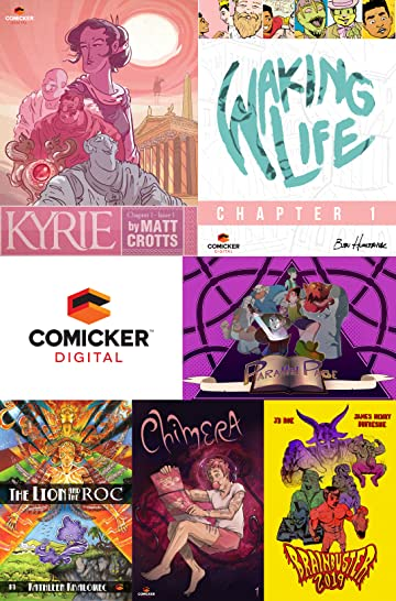 Comicker Digital Collections Tome 2: The Year in Debuts: 2016