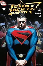 Justice Society of America (2007-2011) #10