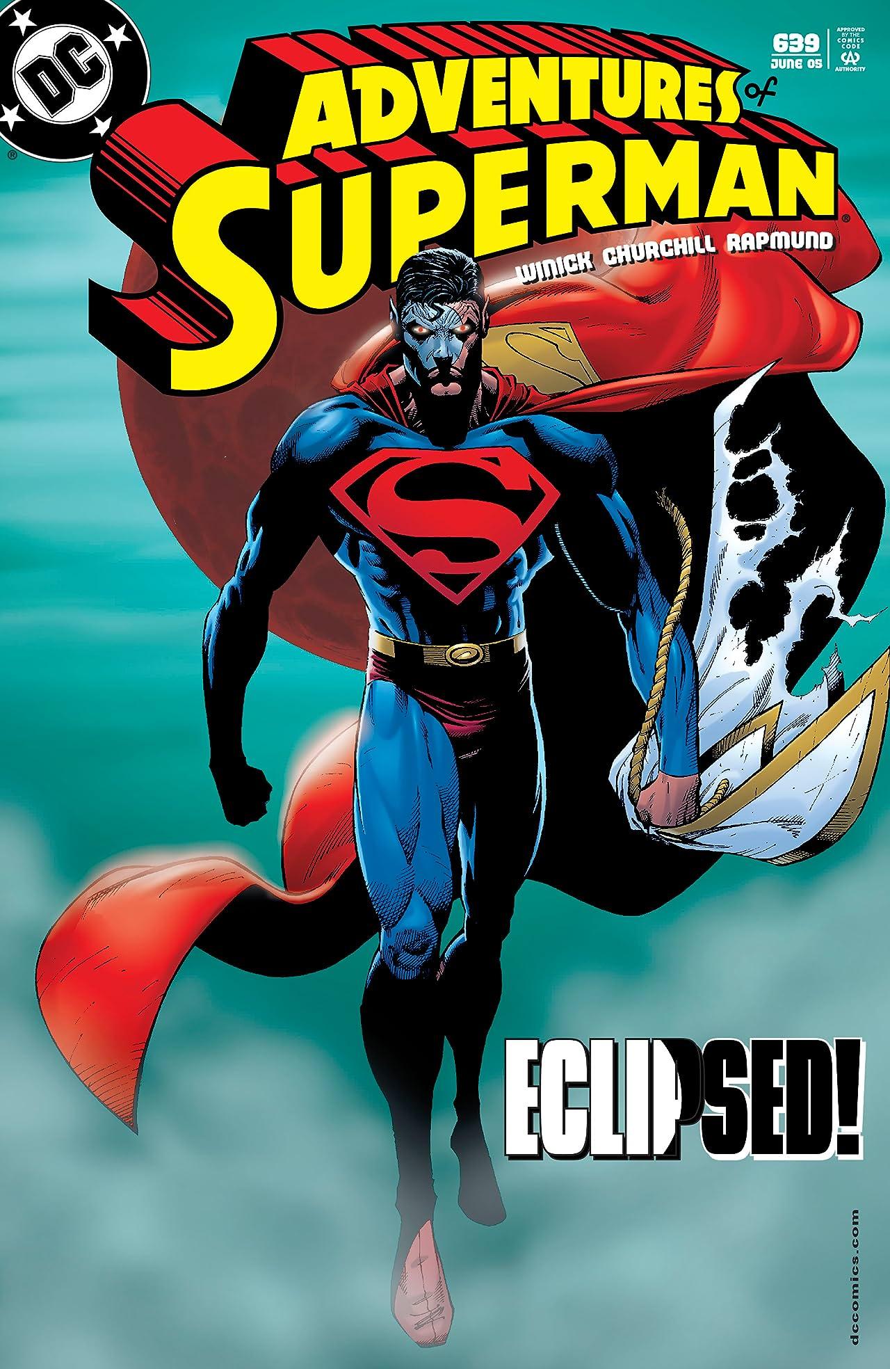 Adventures of Superman (1986-2006) #639