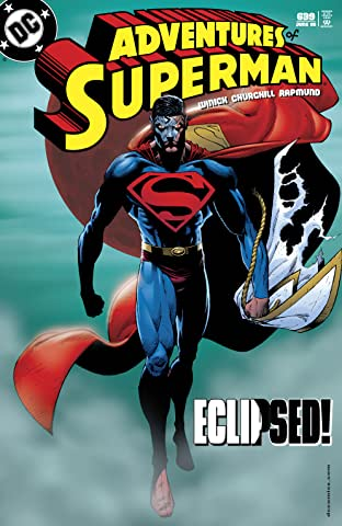 Adventures of Superman (1986-2006) #639