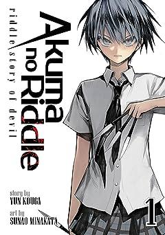 Akuma no Riddle: Riddle Story of Devil Vol. 1