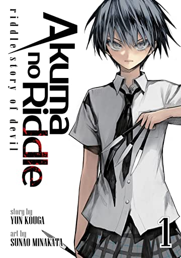 Akuma no Riddle: Riddle Story of Devil Vol. 1