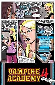 Starring Sonya Devereaux: Vampire Academy 4 #1