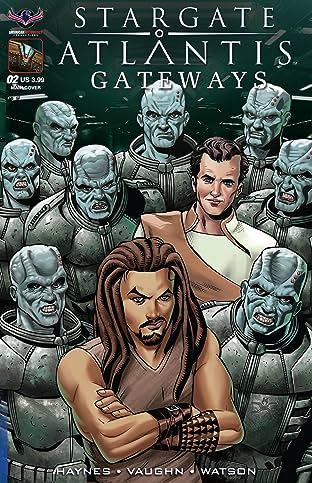Stargate Atlantis: Gateways No.2