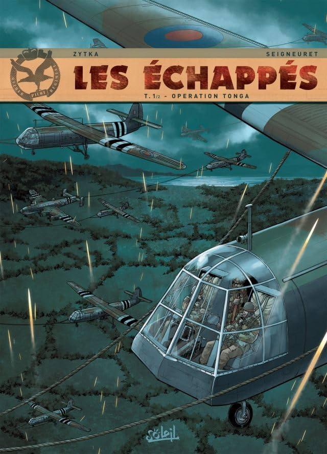 Les Échappés Vol. 1: Opération Tonga