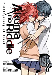Akuma no Riddle: Riddle Story of Devil Vol. 2