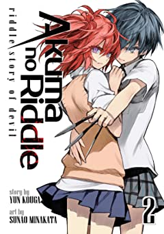 Akuma no Riddle: Riddle Story of Devil Vol. 2