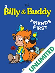 Billy & Buddy Vol. 3: Friends First