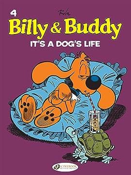 Billy & Buddy Vol. 4: It's a Dog's Life