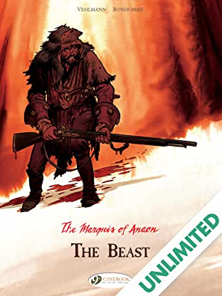 The Marquis of Anaon Vol. 4: The Beast