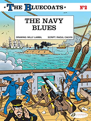 The Bluecoats Vol. 2: The Navy Blues