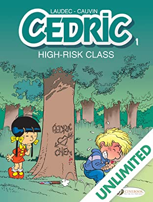 Cedric Vol. 1: High-Risk Class