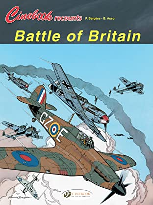 Cinebook Recounts Tome 1: Battle of Britain