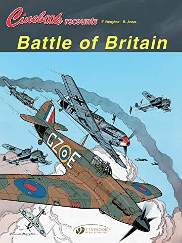 Cinebook Recounts Vol. 1: Battle of Britain
