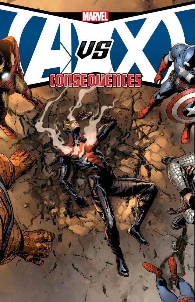 Avengers vs. X-Men: Consequences