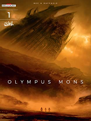 Olympus Mons Vol. 1: Anomaly One