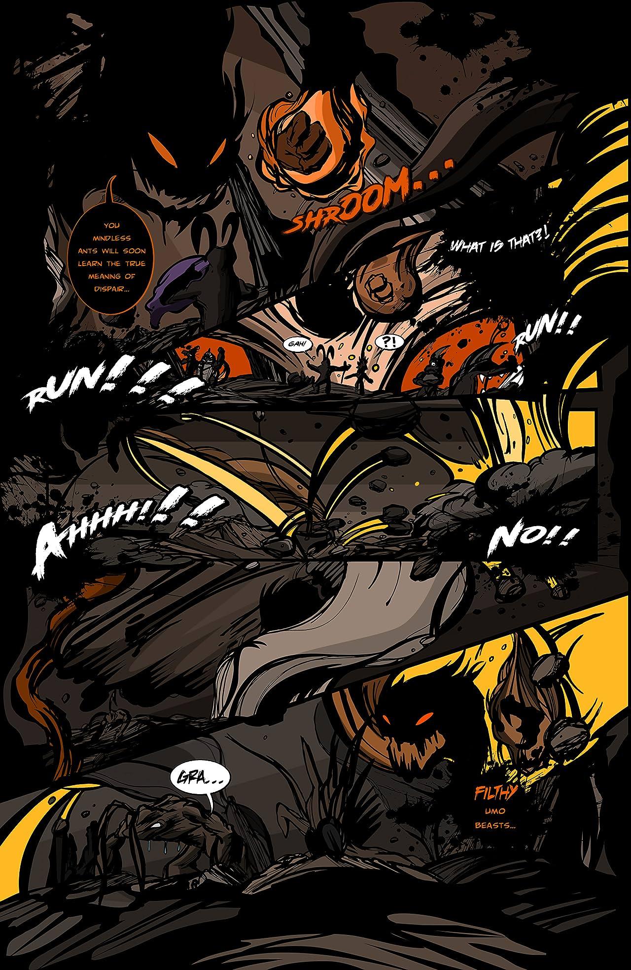 Umo Beast Chronicles #1