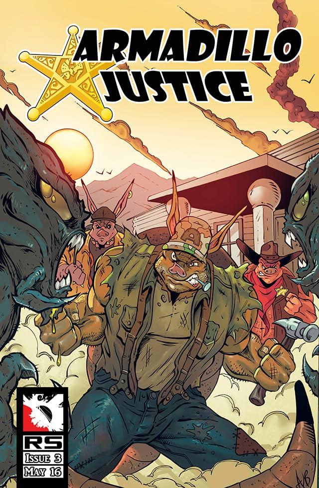 Armadillo Justice #3