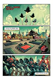 Black Lotus Empire #1
