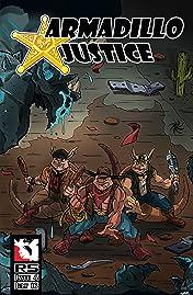 Armadillo Justice #4