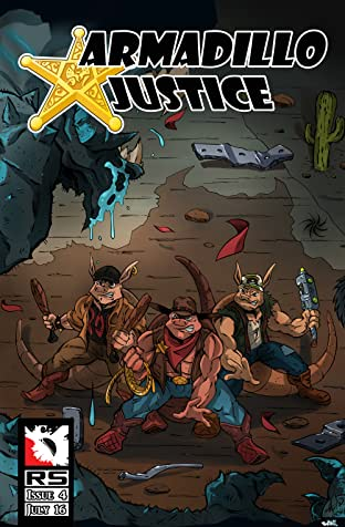 Armadillo Justice No.4