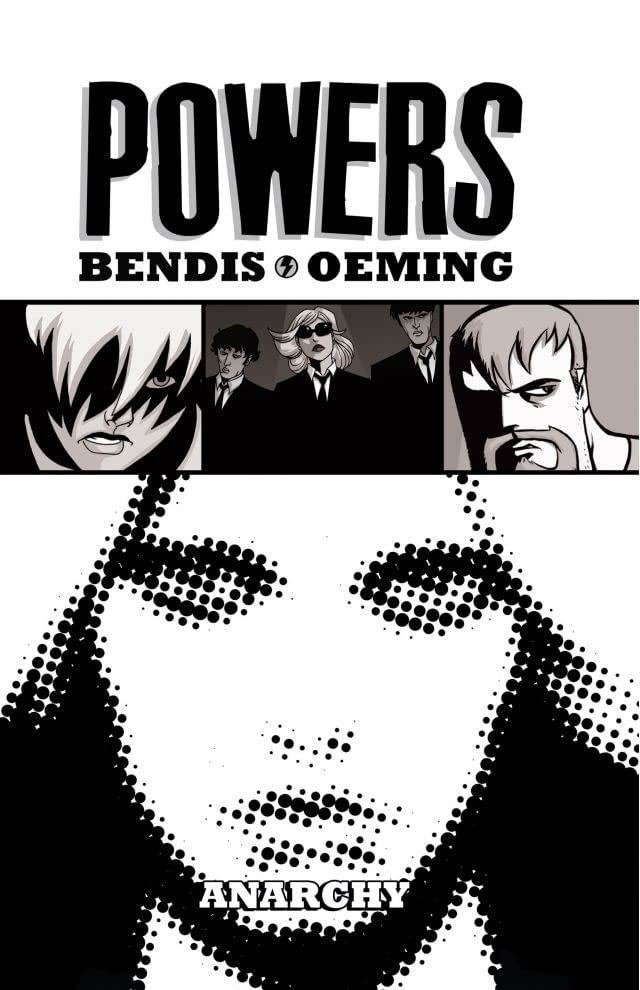 Powers Vol. 5: Anarchy