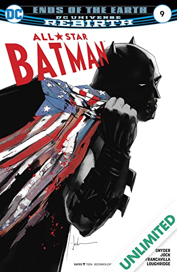All Star Batman (2016-2017) #9