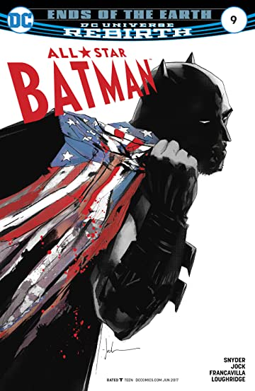 All Star Batman (2016-) #9