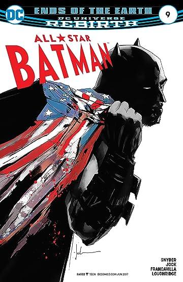 All Star Batman (2016-2017) #9