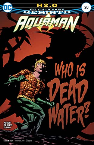 Aquaman (2016-) #20
