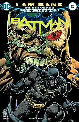Batman (2016-) #20