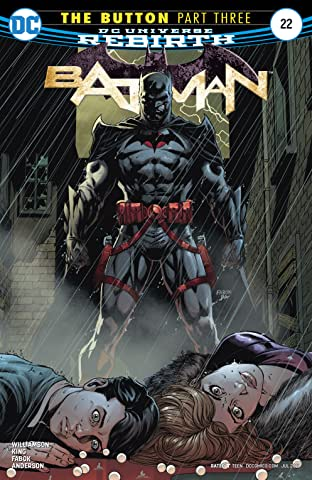 Batman (2016-) No.22