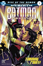 Batman Beyond (2016-) #7