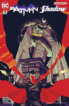 Batman/Shadow (2017) #1