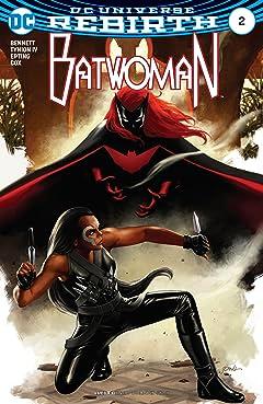 Batwoman (2017-) No.2