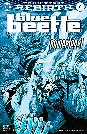 Blue Beetle (2016-) #8