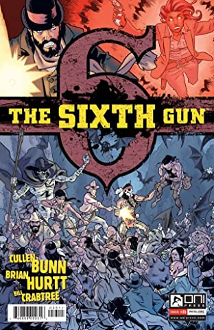 The Sixth Gun #35