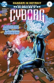 Cyborg (2016-2018) #11