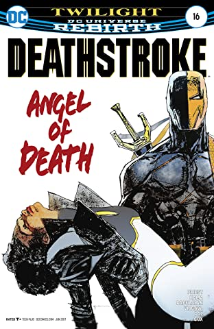 Deathstroke (2016-) No.16