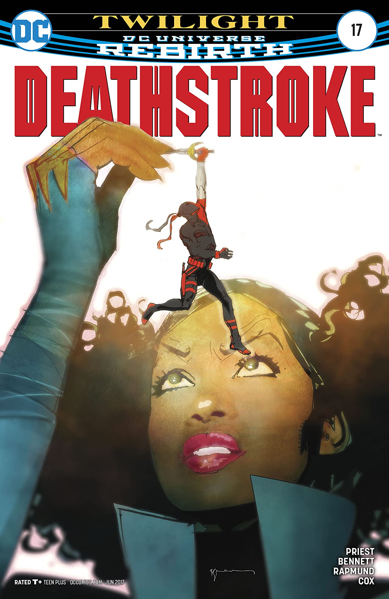 Deathstroke (2016-) #17