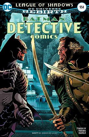 Detective Comics (2016-) No.954