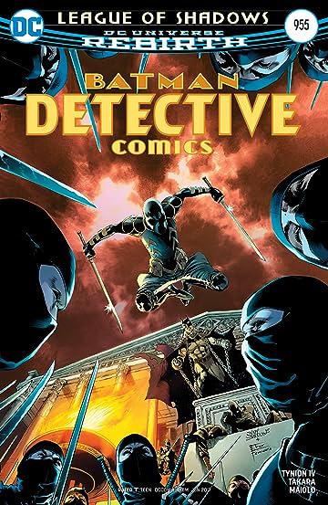 Detective Comics (2016-) #955