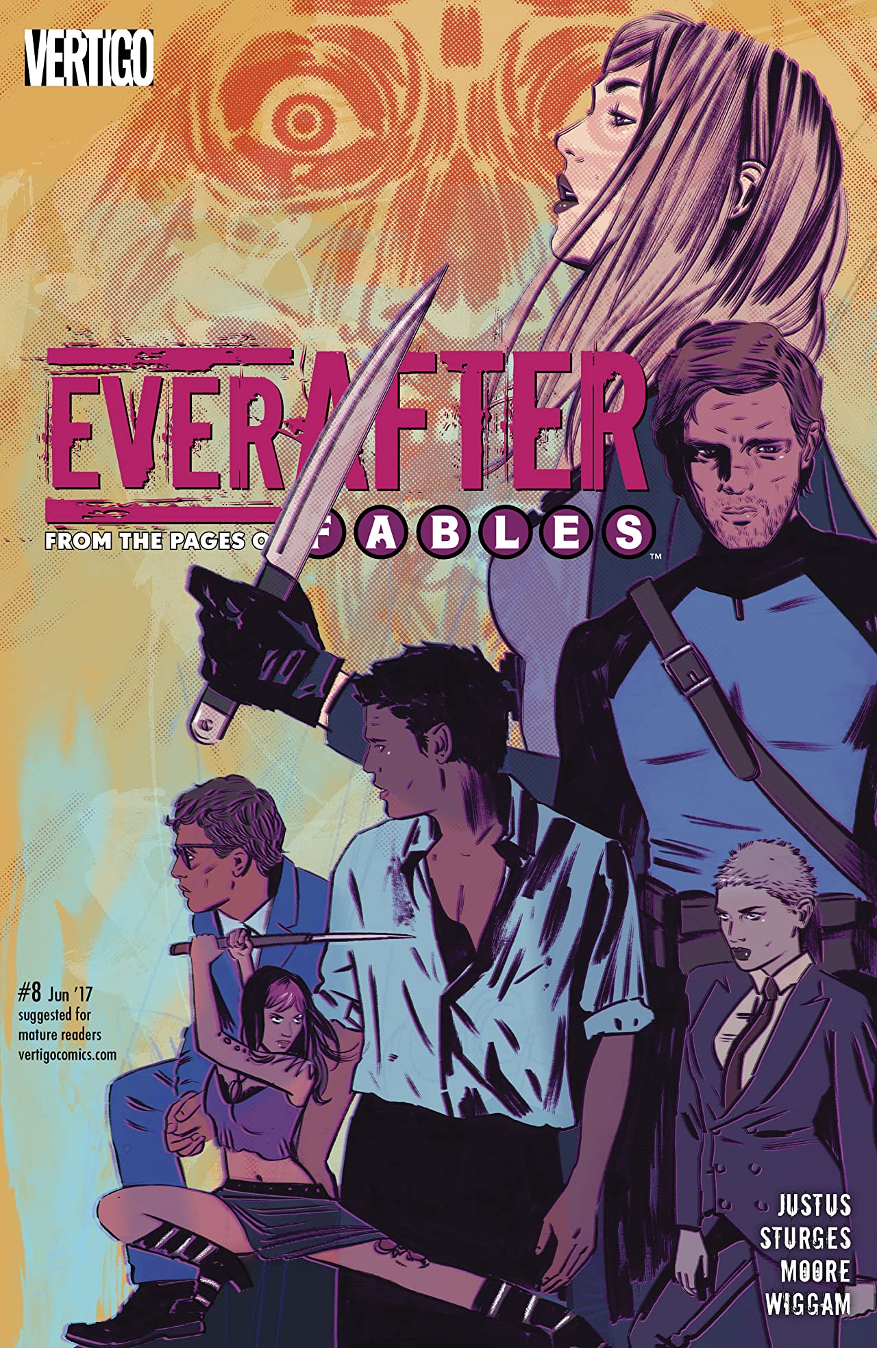 Everafter: From the Pages of Fables (2016-2017) #8