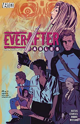 Everafter: From the Pages of Fables (2016-2017) No.8