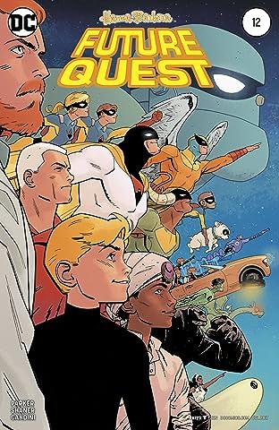 Future Quest (2016-2017) #12