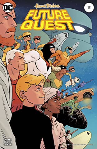 Future Quest (2016-) No.12