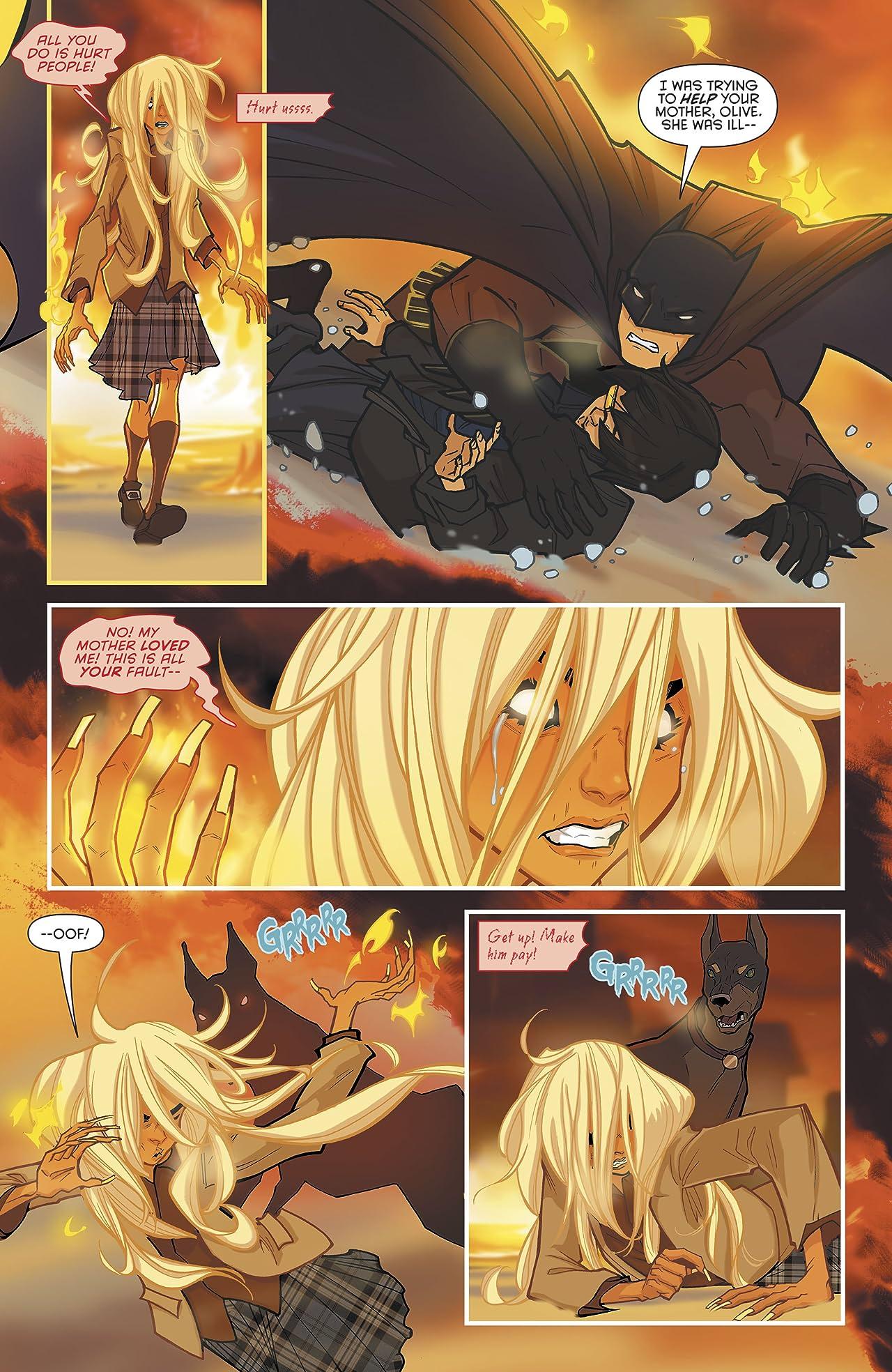 Gotham Academy: Second Semester (2016-2017) #8