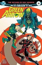 Green Arrow (2016-2019) #20