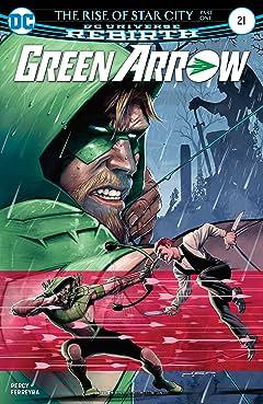 Green Arrow (2016-) #21